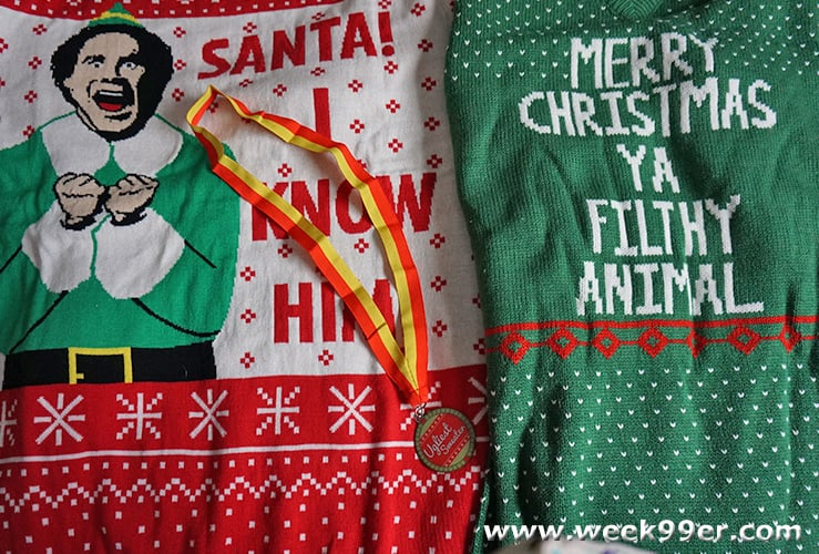Ugly Christmas Sweater Review