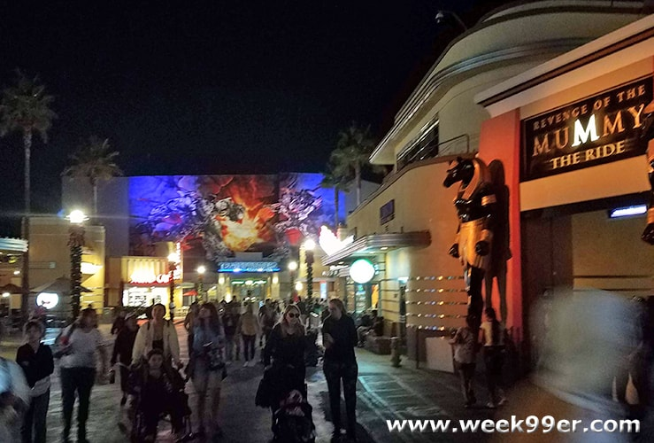 Universal Studios Hollywood Activities for Families