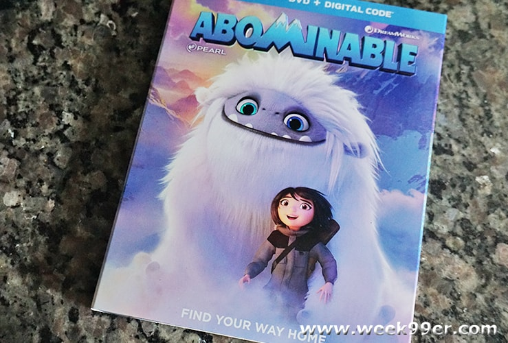 Abominable At Home Release Information
