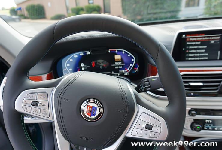 2020 BMW Alpina B7 xDrive Review