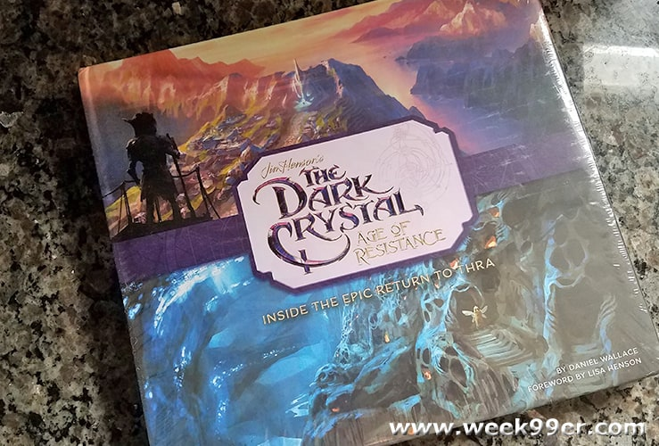 dark crystal age of Resistance Inside the Epic Return to Thra Book Review