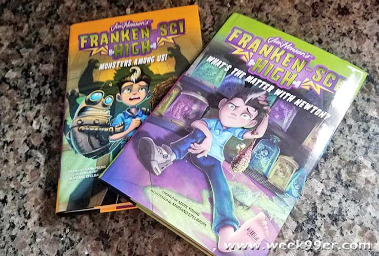 Franken-Sci-High Books Review
