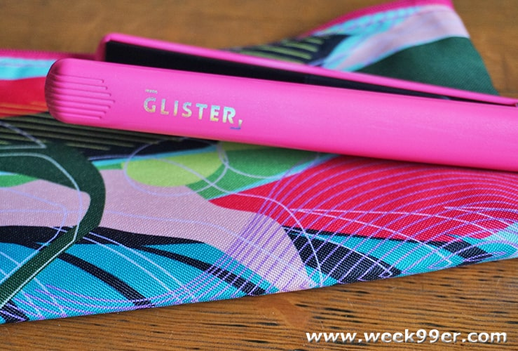 Glister Travel Flat Iron Review