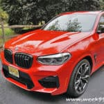 Sporty and Fun the 2020 BMW X4 M Competition Will Take You to New Heights