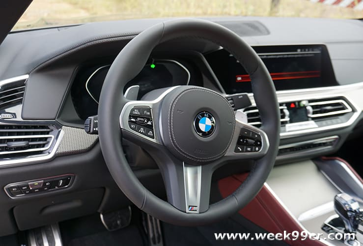 2020 BMW M6 Review