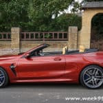 Feel the Wind in Your Hair with the BMW M8 Convertible