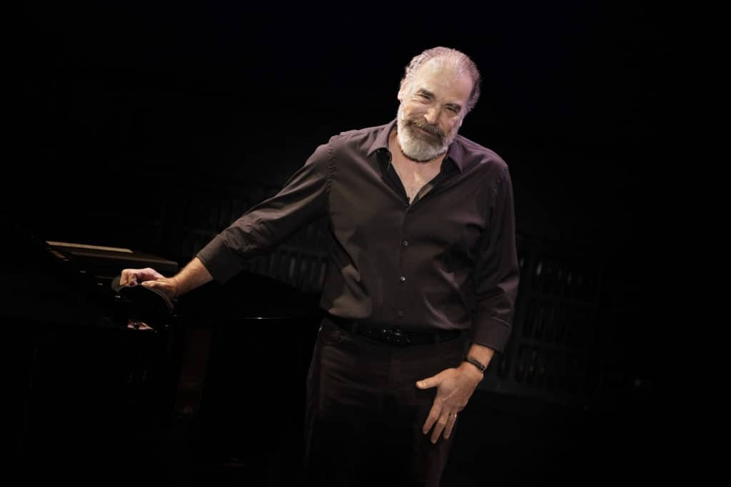 Mandy Patinkin in Detroit