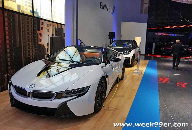 Inside the BMW Zentrum
