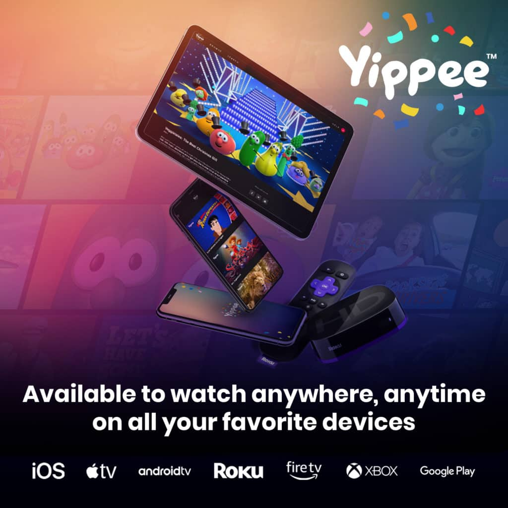 Yippee Streaming Service Giveaway
