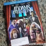 Bring the Creepy and Kooky Addams Family Home on Blu-Ray Today