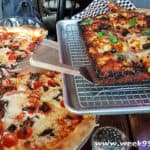 Award Winning Pizza with a Touch of the East Coast at Evel Pie