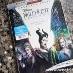 Evil Comes Home With Maleficent Mistress of Evil – Now Available + Party Activities