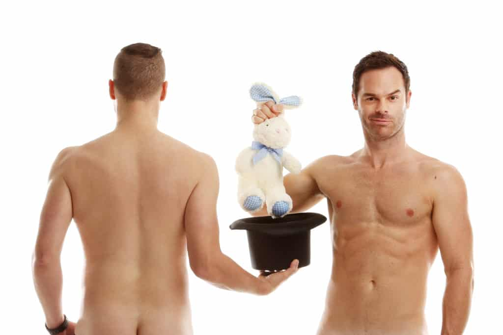 The Naked Magicians Detroit Tickets