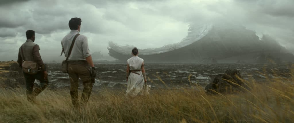 The Rise of Skywalker At Home Release