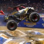 Win a Family ticket Package to See Monster Jam at Ford Field!
