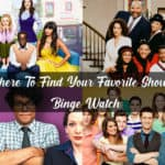 Where to Find Your Favorite Shows to Binge Watch