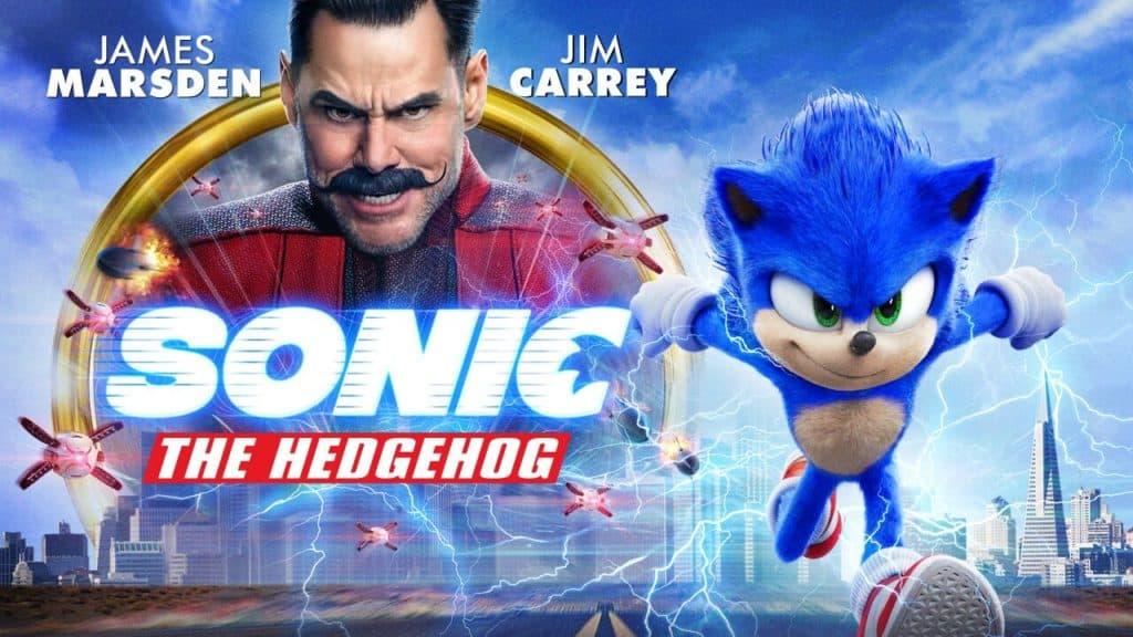 Sonic The Hedgehog Digital Release