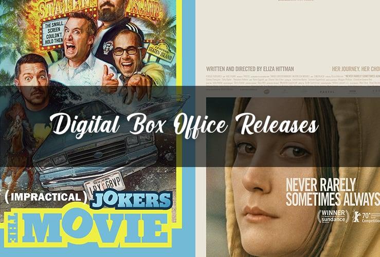 Impractical Jokers Digital Release