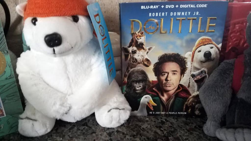 dolittle at home release