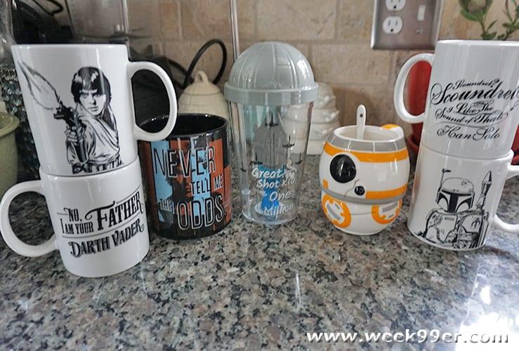 Star Wars Mugs to Get