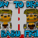 Learn to Draw Babu Frik From Rise of Skywalker