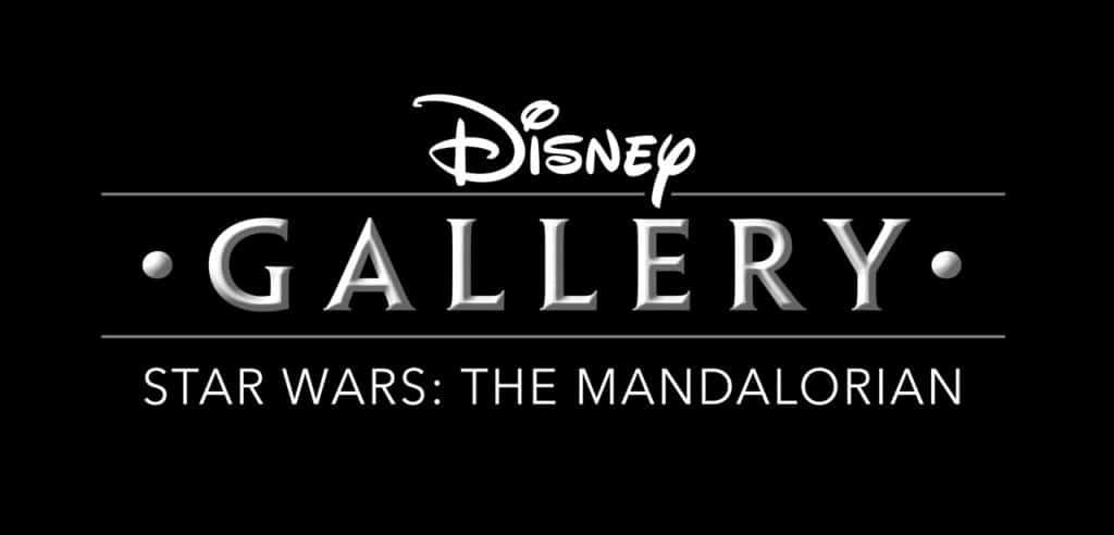 DISNEY GALLERY Star Wars the mandalorian