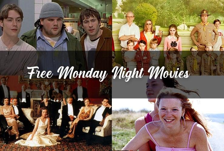 Monday Night Movies Free