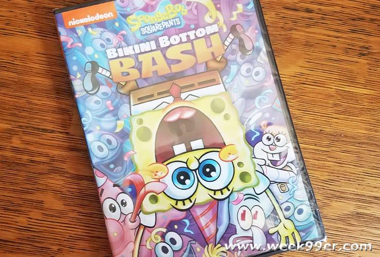 SpongeBob SquarePants Bikini Bottom Bash DVD