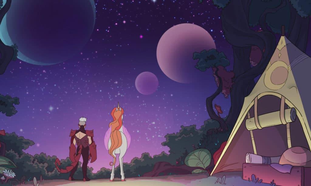 DreamWorks She-Ra and the Princesses of Power Returns for Season 5