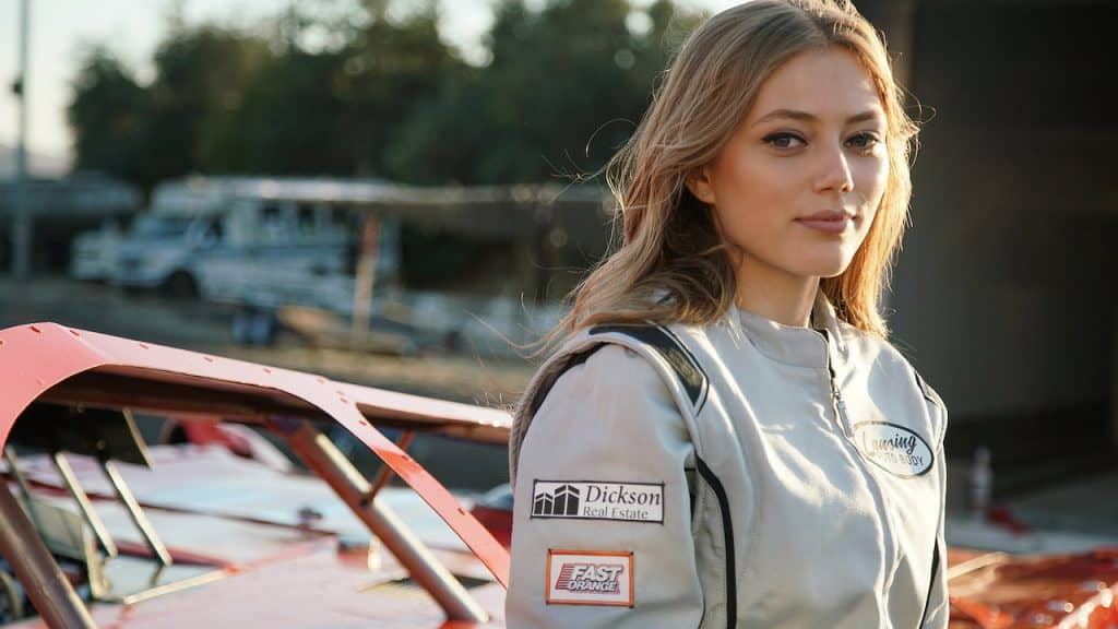 Lady Driver, a High-octane Racing Drama is now Available on Netflix