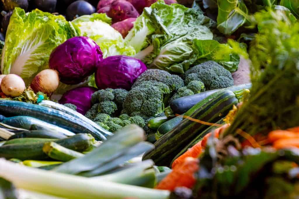 How to Add Color to Your Vegetable Gardens