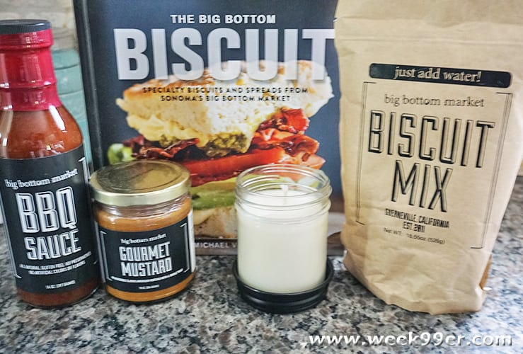 Big Bottom Biscuit Giftset Review