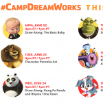 Camp DreamWorks Brings Summer Camp Home with Your Favorite Characters