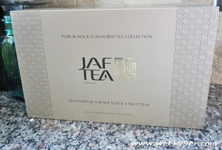 Jaf Tea Review