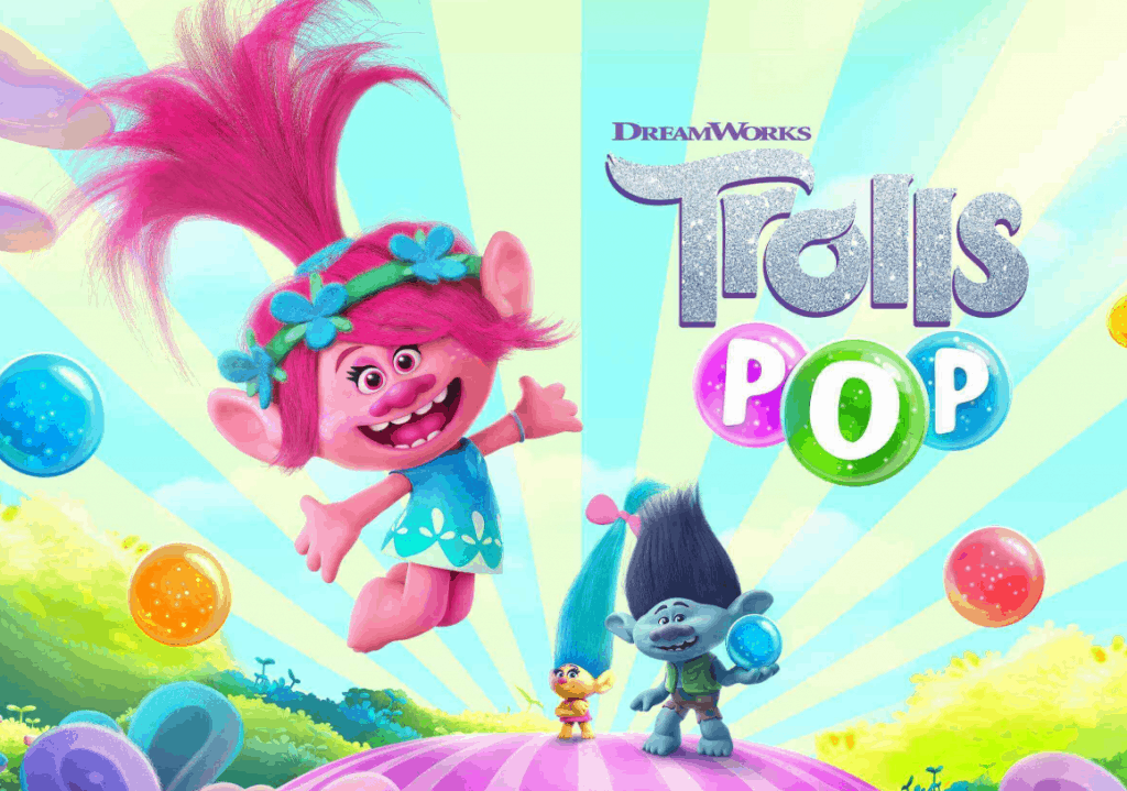 Where to get the Trolls Pop Game
