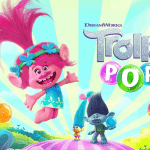 Play an all New Pop Game with Your Favorite Trolls Characters