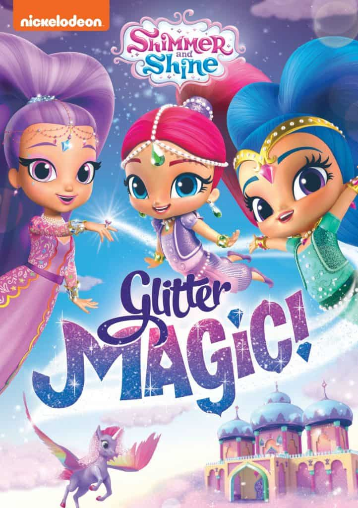 Shimmer and Shine Glitter Magic Giveaway