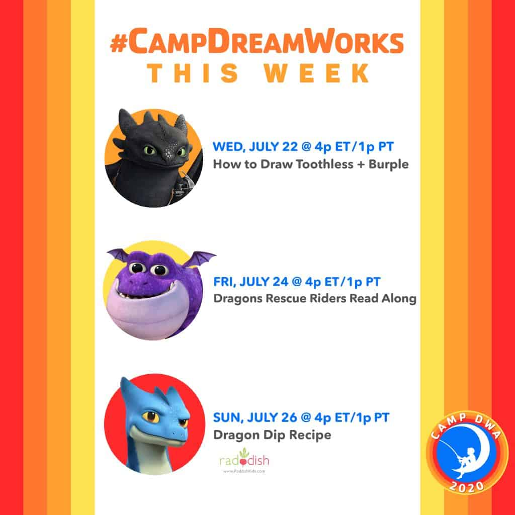CampDreamWorks How to Train Your Dragon