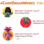Camp DreamWorks Brings Troll Fun This Week!