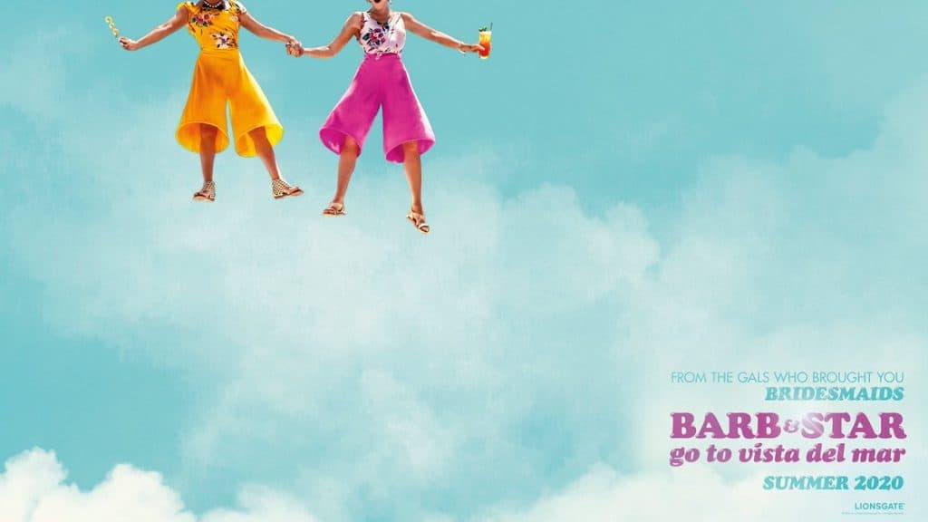 Barb & Star go to Vista Del Mar Release Date