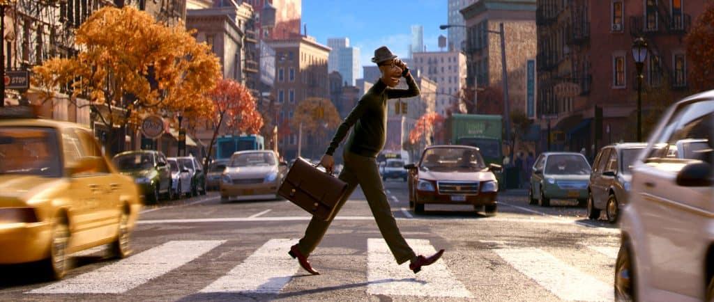 Take a Sneak Peak at Disney and Pixar's Soul