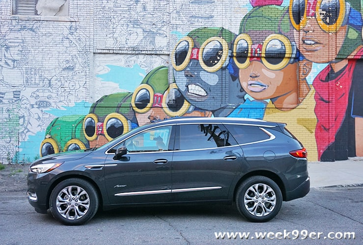 2020 Buick Enclave Avenir Review