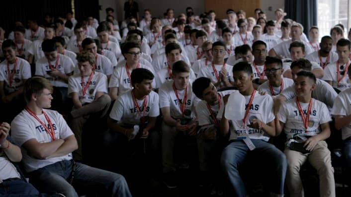 boys state review