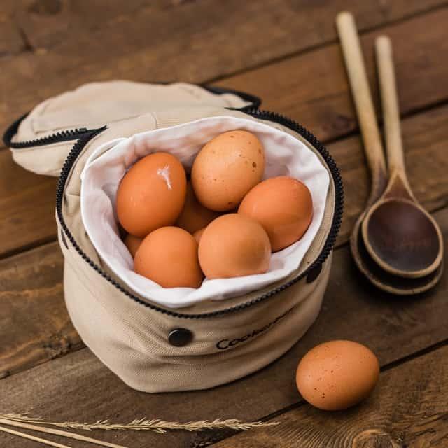 Recipe Ideas for Left Over Egg Whites