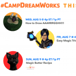 Camp DreamWorks Gets Magical This Week!