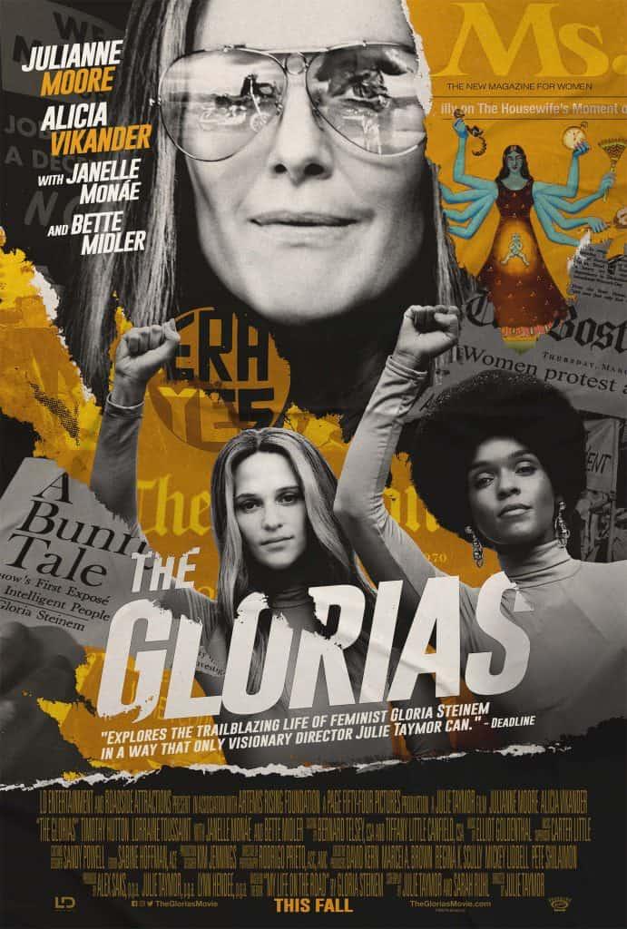 The Glorias Movie review