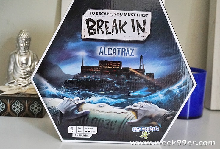 Break In Alcatraz Review