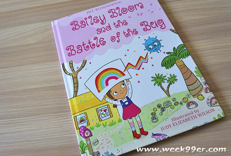 Bailey Bloom and the Battel of the Bug Review