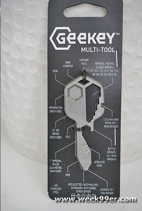 Geekey Review