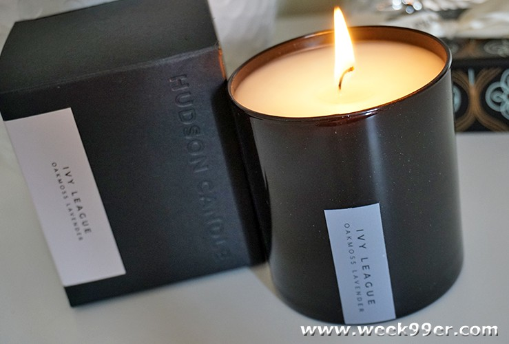 Hudson Candles review